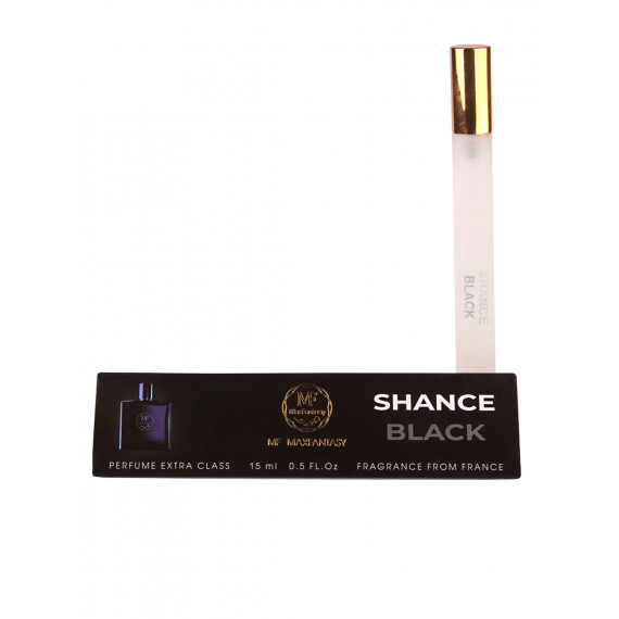 Духи Экстра Класса Shance Black 15ml (треугольник)