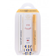 """Духи Экстра Класса """"For Lovers"""" FLEUR MF NARCISSUS 2x15 ml"""