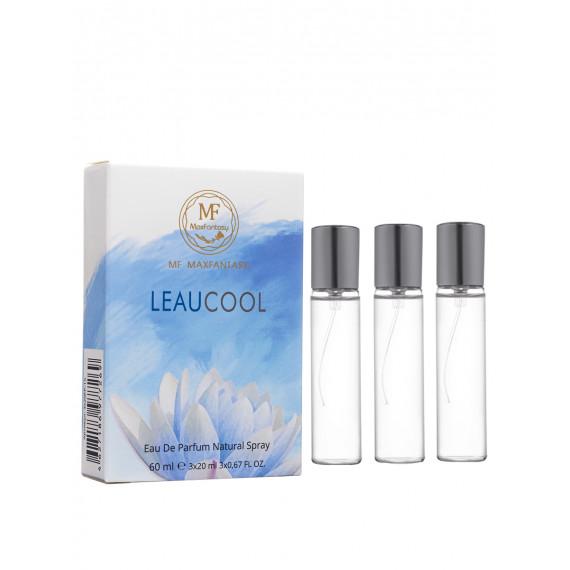 "Парфюмерная вода серия ""Favorite Perfume"" Leau Cool 60 мл (3x20 мл)"