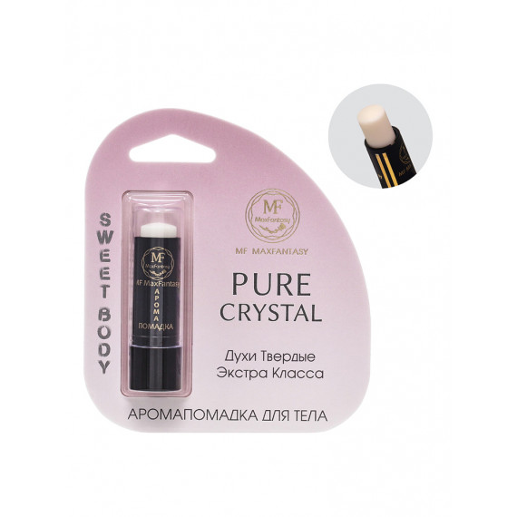 "Духи Твердые Экстра Класса ""Аромапомадка"" Pure Crystal 5.6 гр."
