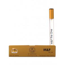 Духи Экстра Класса M & F The One 15ml (треугольник)